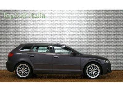 usata Audi A3 SPB 2.0 TDI 170 CV S-LINE plus