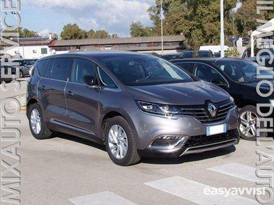 brugt Renault Espace 1.6 DCI 118kw Intens Energy AUT 7 Posti EU6