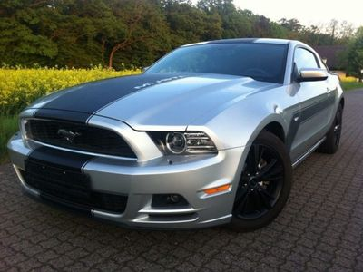 brugt Ford Mustang coupe 3.7 v6 benzina