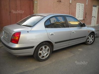 brugt Hyundai Elantra 3ª serie - 2002