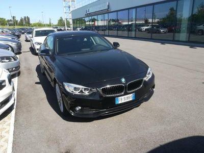 usata BMW 420 Serie 4 Coupé d del 2015 usata a Rovigo