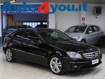 usado Mercedes CLC180 Kompr. TPS Chrome