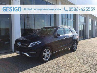 second-hand Mercedes GLE250 d Exclusive Plus