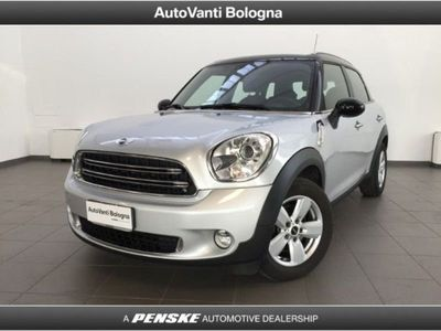 gebraucht Mini Cooper D Countryman 1.6 Business XL