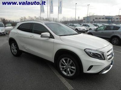 używany Mercedes GLA200 CDI SPORT 4MATIC CV136 - Venduta vista e piaciuta!