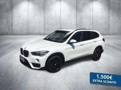 usata BMW X1 X1sdrive18d Advantage auto
