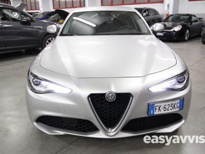 usado Alfa Romeo Giulia 2.2 Turbodiesel 180 CV AT8 Super usato