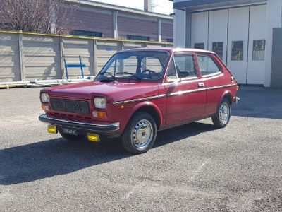 usata Fiat 127 special prima serie anno 1975