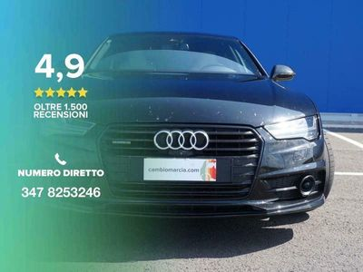 usata Audi A7 SPB 3.0 TDI competition quattro tip.