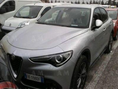 gebraucht Alfa Romeo Stelvio 2.2 Turbodiesel 210 CV AT8 Q4 Business