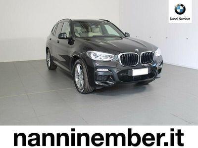 usata BMW X3 xDrive30d