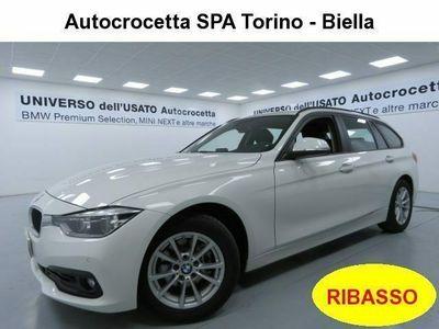 usata BMW 318 d Touring Business Advantage Auto EURO 6
