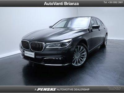 usata BMW 730 d xDrive Luxury