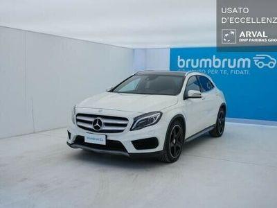 usata Mercedes GLA250 Premium 4matic