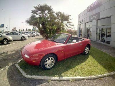usata Mazda MX5 1.6i 16V cat ISCRITTA ASI MOTORE 90.000 KM