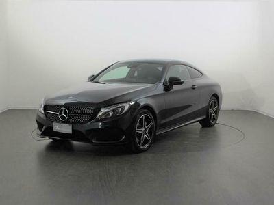 usata Mercedes C220 Classe d Premium 4matic auto