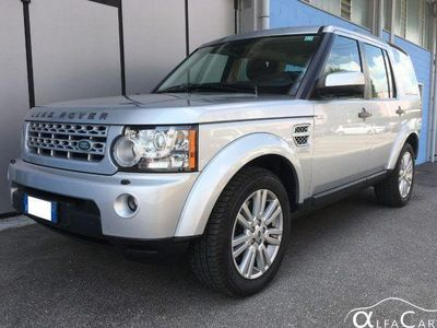 käytetty Land Rover Discovery 4 3.0 TDV6 210CV SE *7 POSTI*