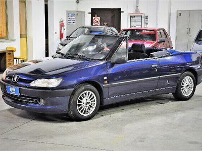 used Peugeot 306 Cabriolet 1.6i cat Neopatentati Frizione e Distrib.ne