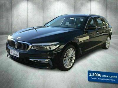 usata BMW 520 Serie 5 520 d Touring Luxury auto