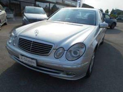 usata Mercedes E280 ClasseCDI cat Avantgarde usato