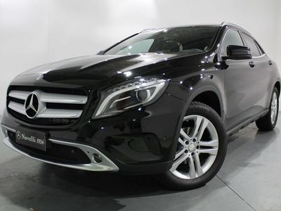 usado Mercedes GLA220 GLA-X156 2014 Diesel d Enduro Activity 4matic 177c