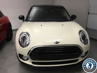 used Mini Cooper D Clubman Cooper D Clubman Boost Line