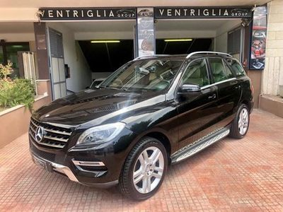 second-hand Mercedes ML250 BlueTEC 4Matic Premium