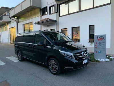 usata Mercedes V220 d Automatic Premium Business Long