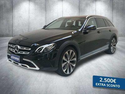 usata Mercedes 220 CLASSE E SW E SW All-Terraind Sport 4matic auto