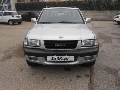 usata Opel Frontera 2.2 16v Dti 3 Porte Sport Usato