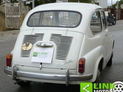 gebraucht Fiat 600D 750 cc ASI TARGA ORO