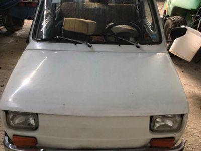 käytetty Fiat 126 650 Base