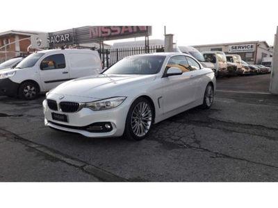usata BMW 428 i Cabrio Sport