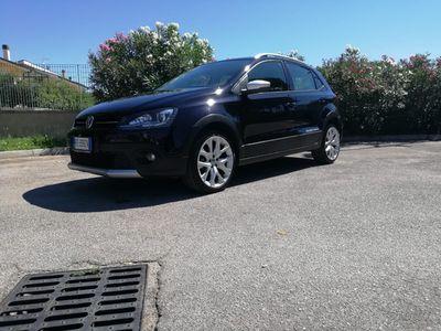 used VW Polo Cross Polo 1.4 TDI 90CV 5p. Fresh BlueMotion Technology