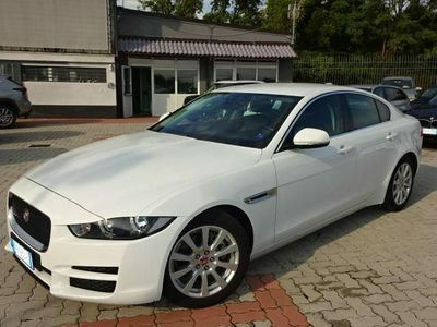 usata Jaguar XE 2.0 D Turbo 180CV Prestige - Full - Splendida -