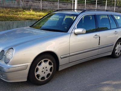 usata Mercedes E270 CDI SW ELEGANCE DIESEL