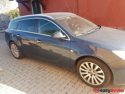 used Opel Insignia 2.0 cdti 160cv ecoflex sports tourer cosmo diesel
