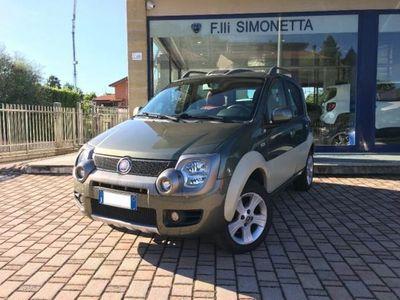 brugt Fiat Panda Cross Panda 1.3 MJT 16V DPF 4x4 Cross 1.3 MJT 16V DPF 4x4