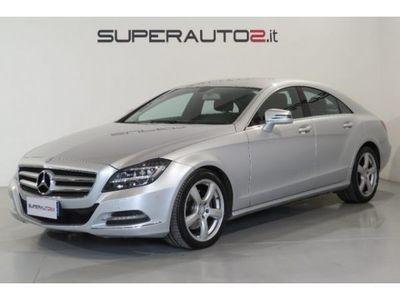 gebraucht Mercedes CLS250 CLS 250 CDI BlueEFFICIENCYCDI BlueEFFICIENCY