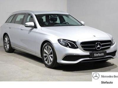usata Mercedes E220 E 220 d S.W. 4Matic Auto Business SportS.W. 4Matic Auto Business Sport