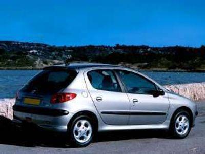 usata Peugeot 206 1.4 5 porte benzina