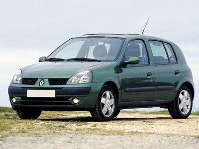 usata Renault Clio II 1.5 dCi 65CV cat 5 porte Expression