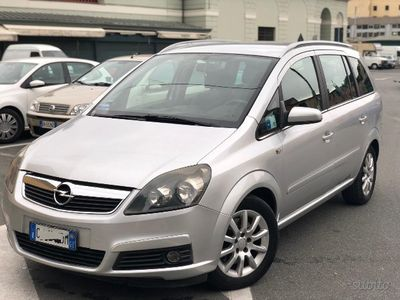 usado Opel Zafira 1.9 diesel 7posti full optional 2006
