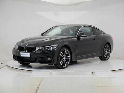 usata BMW 420 Serie 4 d coupe xdrive Msport auto