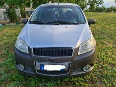 usata Chevrolet Aveo anno 2008