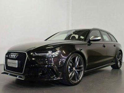 usata Audi RS6 AVANT 4.0 TFSI QUATTRO TIPTRONIC rif. 12688791