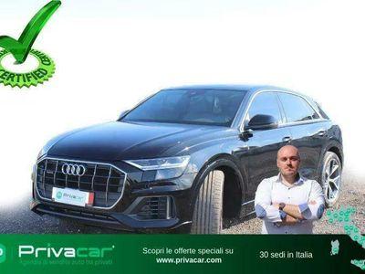 usata Audi Q8 TDI 286cv QUATTRO TIPTRONIC SPORT