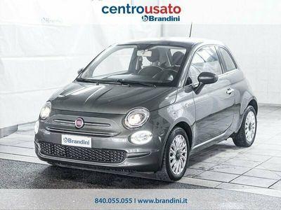 usata Fiat 500 2015 1.3 mjt Lounge 95cv