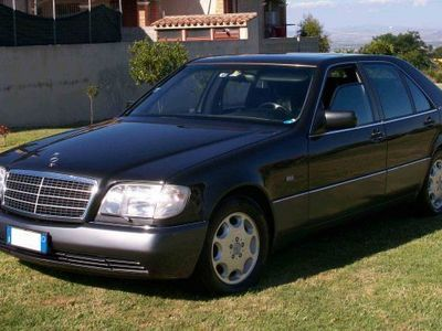 second-hand Mercedes 600 SEV12