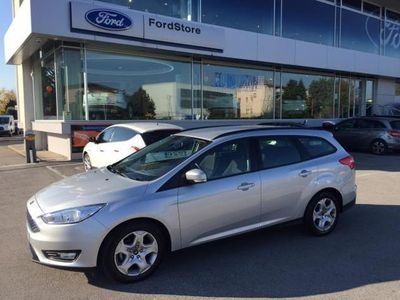 usata Ford Focus Station Wagon 1.5 TDCi 120 CV Start&Stop SW Plus